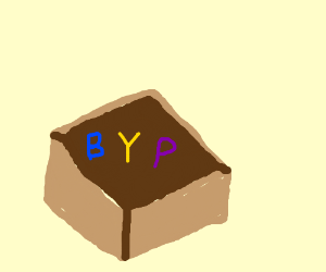 a box full of byp