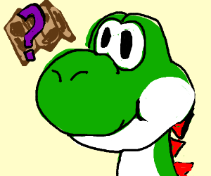 Yoshi is lost