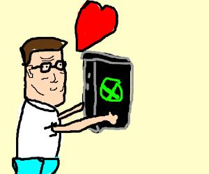 Hank Hill loves X-Box.