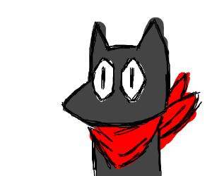 Ninja Bandit Cat