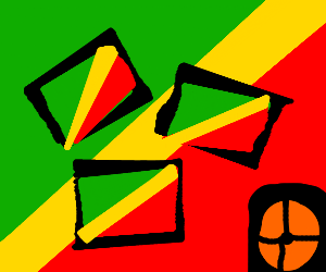 TF2 CONGA CONGA CONGA - Drawception