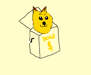 Doge-in-the-box