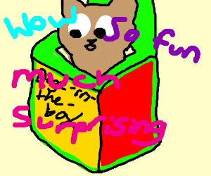 Springloaded Doge-box