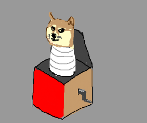 Doge in the box