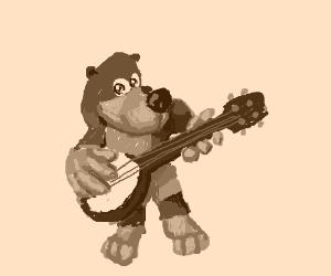Too many banjos