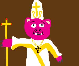 Porky Pope