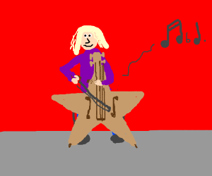 Star Cellist
