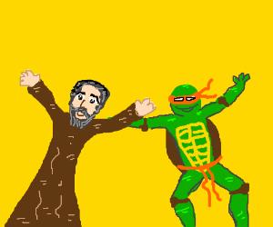 Michelangelo and Michelangelo