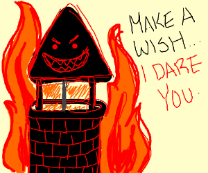 Evil Wishing Well