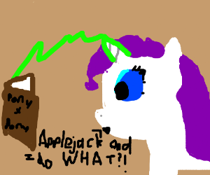 Pony reads fanfic, is horrified