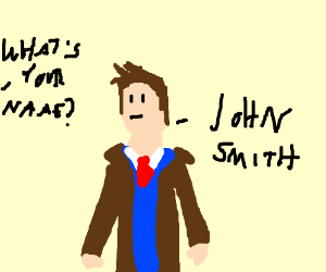 John Smith.
