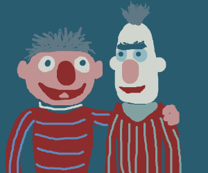 Ernie and Bert: Best Pals