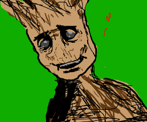 I am Groot.