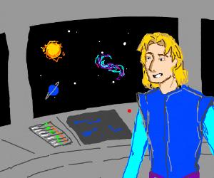Disney's John Smith, intergalactic explorer