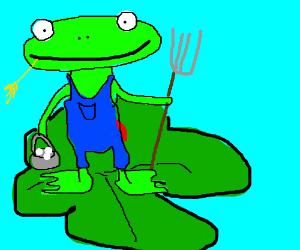 farmer frog