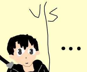 Dual wielding duel: Kirito vs...