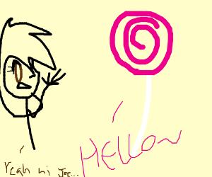 hello lollypop