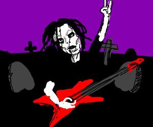 undead rockstar