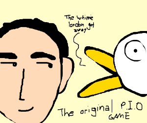 """Duck plays """"telephone game"""" in a man's ear"""