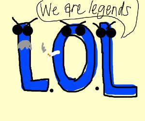 League of Legends (L.O.L.)