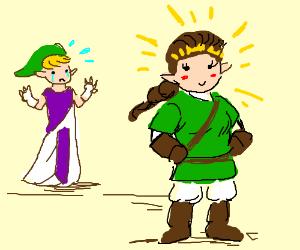 The Legend of Link: Zelda's Awakening