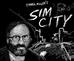 hey have you heard of that new movie sim city?