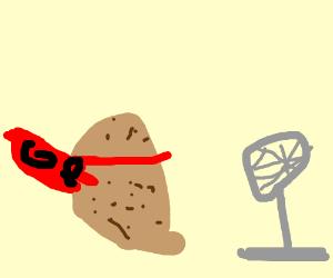 Greato Potato.