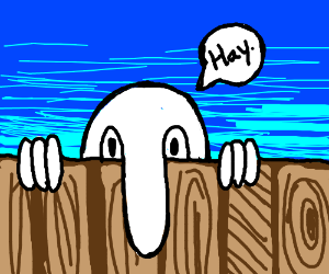kilroy is here... in your face!