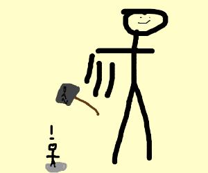 D-d-drop the ban hammer !
