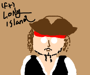 THIS IS THE TALE OF CAPTAIN JACK SPARROW!