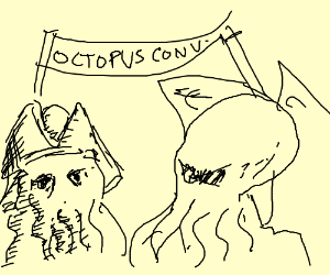 Davy Jones and Cthulhu