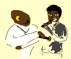 Admiral Ackbar vs Muhammad rap battle