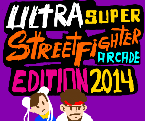 Ultra Super Street Fighter Arcade Edition 2014