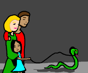snake fight thesis A: you fight the snake in the room you have reserved for your defense the fight generally starts after you have finished answering questions about your thesis however, the snake will be lurking in the room the whole time and it can strike at any point.