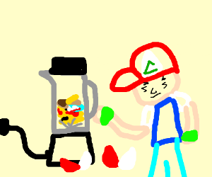 pokemon mixed