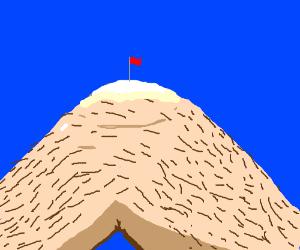 kneecap mountain