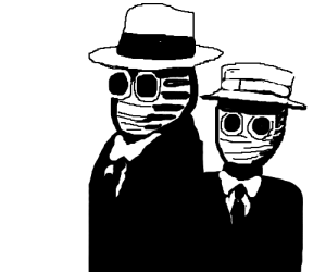 The Invisible Man joins daftpunk