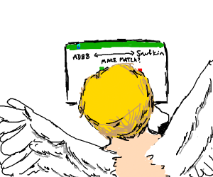 Drawception is a tool of Cupid.