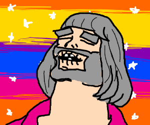 Old He-Man