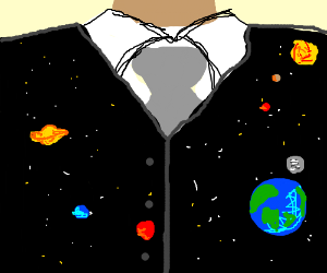 Space-Dyed Vest