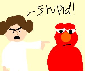 Elmo and barney having sex