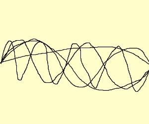 Massive sine wave congregation.
