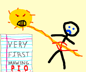 Your 1st Drawing PIO