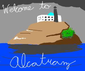 Welcome to beautiful (island name here)!