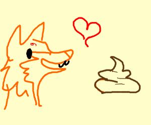 Fox and Poop is my OTP