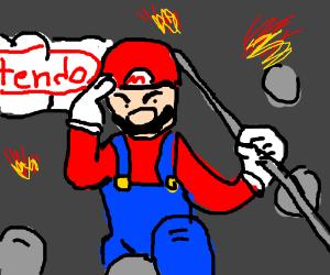 Mario Wins For Nintendo