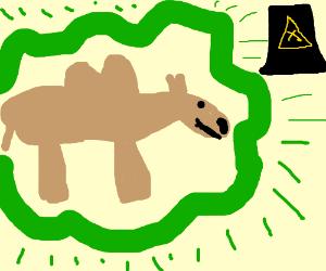 Radioactive Camel
