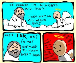 Angel cringes at multiple falacies
