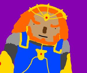 Ganondorf glares at you