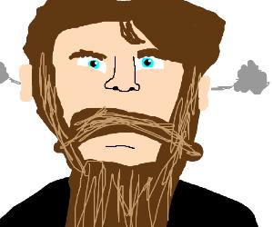 Rasputin is angry!